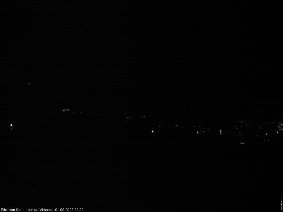 LIVE Webcam von der Sonnleiten mit Blickrichtung Abtenau